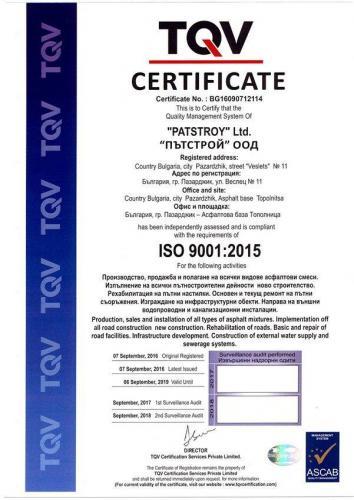 ISO nov